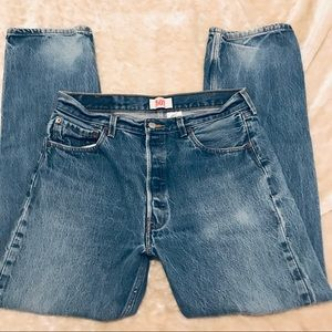 Levi's 501 button-fly